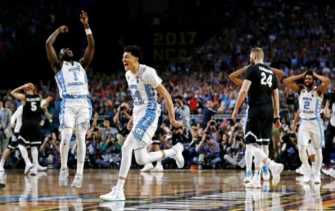 Redemption for the Tar Heels