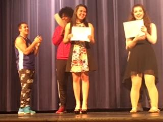 Holt High School Variety Show