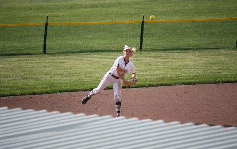 August Smash Hit for Holt Softball