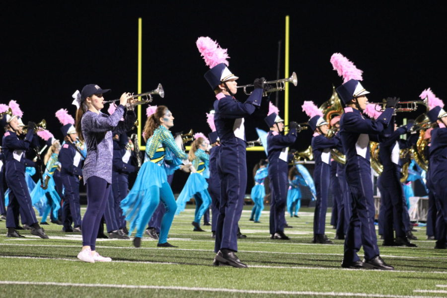Marching Band v. Concert Band