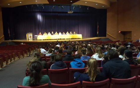 Holt's Second Annual Alumni Panel