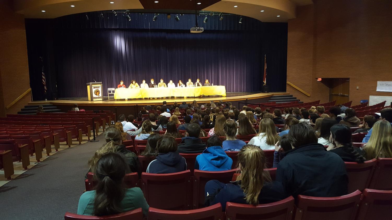 Holt's Second Annual Alumni Panel