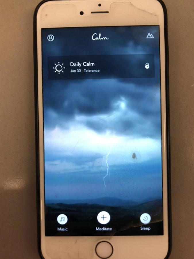 The Calm App – The Tribe