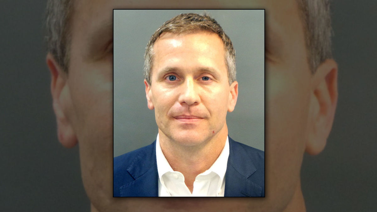 Missouri Governor Eric Greitens Faces Felony Charges