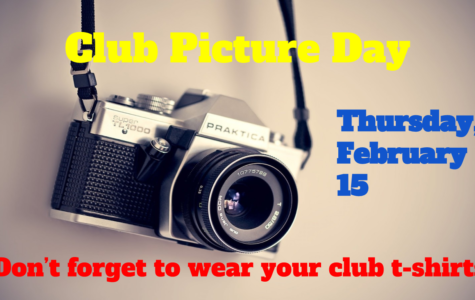 Club Picture Day