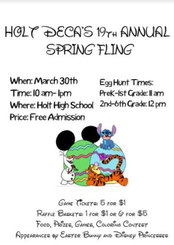 DECA's 19th Annual Spring Fling