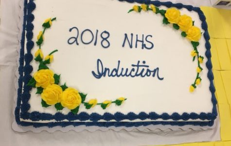 National Honor Society 2018 Induction