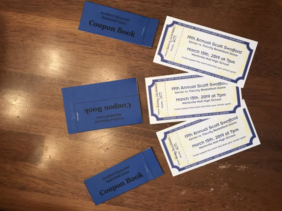 With ticket sales for the Swofford Game soaring, several students will be awarded scholarships in May.