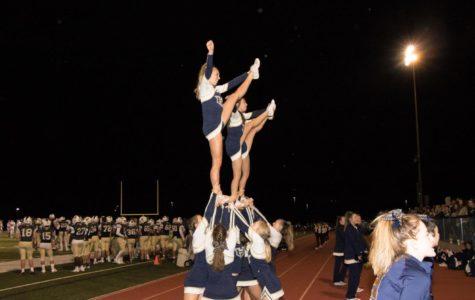 All Star vs. School Cheer