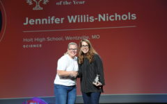 Mrs. Nichols Receives National Award