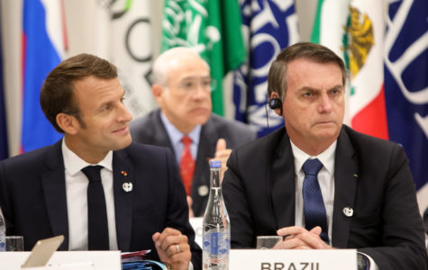 Burning Feud between France and Brazil