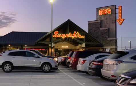 Restaurants, like Sugar Fire, have been told they can open their doors.
