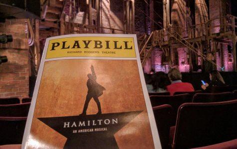 """The Upcoming """"Hamilton Movie"""""""