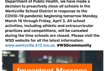 Reactions to the News of School Closing