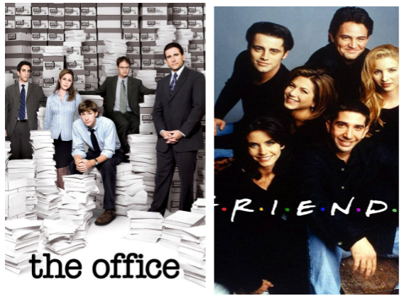 Friends or The Office
