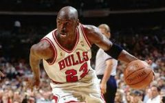 Michael Jordan, an icon in basketball, is featured in this highly popular documentary series.