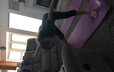 Most forms of yoga can be done from the comfort of your home.