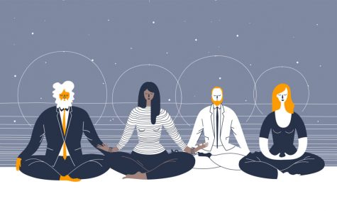 Practicing mindfulness can helps in uncertain times like the Coronavirus.