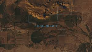 This ranch may look ordinary, but this 500 acre ranch is home to mysterious creatures, high radiation, and many unexplained anomalies.