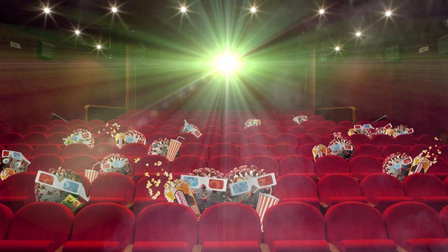 Will Coronavirus be the end of the movie theater industry?