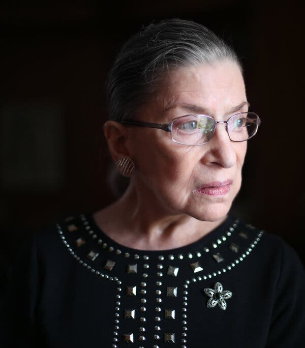 Justice+Ruth+Bader+Ginsburg%27s+27+year+term+has+recently+ended.