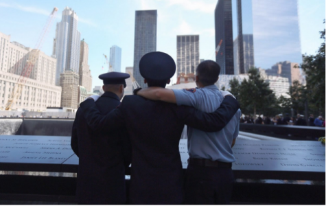 Today, we are honor the victims of 9/11 and all of the heroes to gave their lives for others.