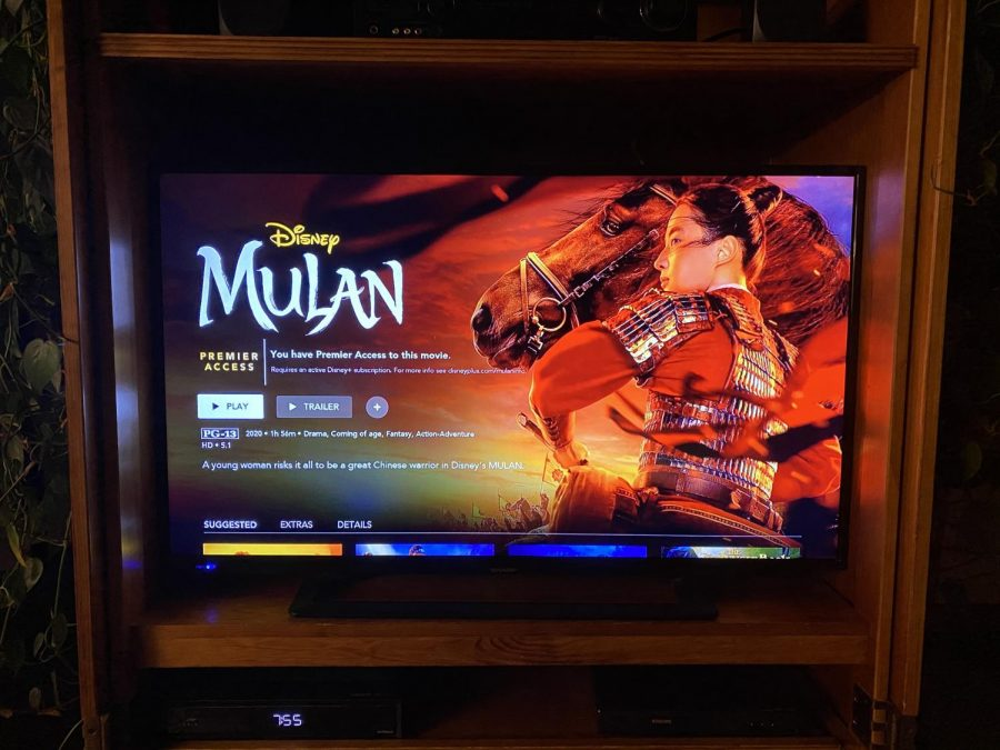 Find the Mulan 2020 live action remake on Disney+ for $30 Premier Access.