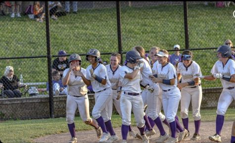 The now 6-6 Varsity Softball team defeated Fort Zumwalt West, a team currently ranked 3rd in the state.
