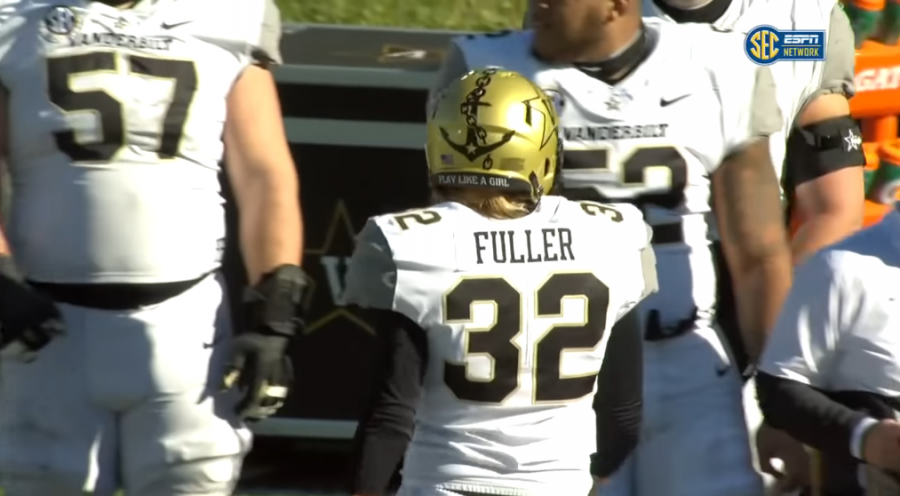 "Sarah Fuller is the first woman to play in the ""Power 5"" college football game."