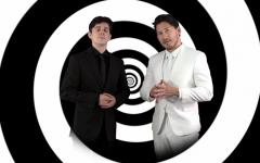 A screenshot of the first unus annus video