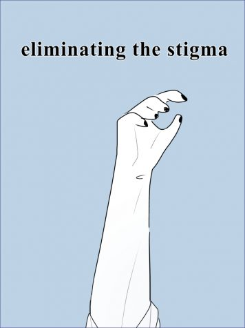 The stigma surrounding self-harm is one that is great and needs to be addressed in order to heal.