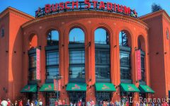 After being absent from baseball since 2019 Busch stadium opened its doors up to 13,000 eager fans