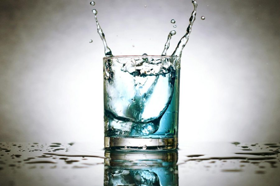 Adequate water intake is highly overlooked yet very important. Image courtesy of Creative Commons.