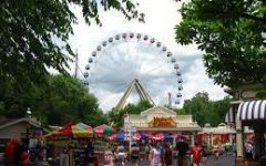 Many places in St. Louis, for instance Six Flags, are opened with COVID-19 restrictions