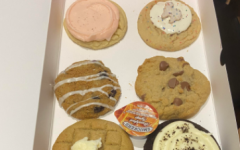 Crumbl cookies is known for their array of exotic flavored cookies.